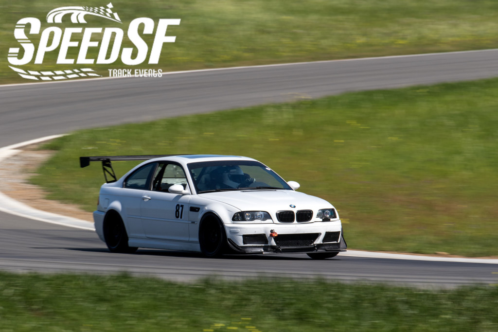 Avon's E46 BMW M3 continues to be a veritable tour de force at the Speed SF Challenge