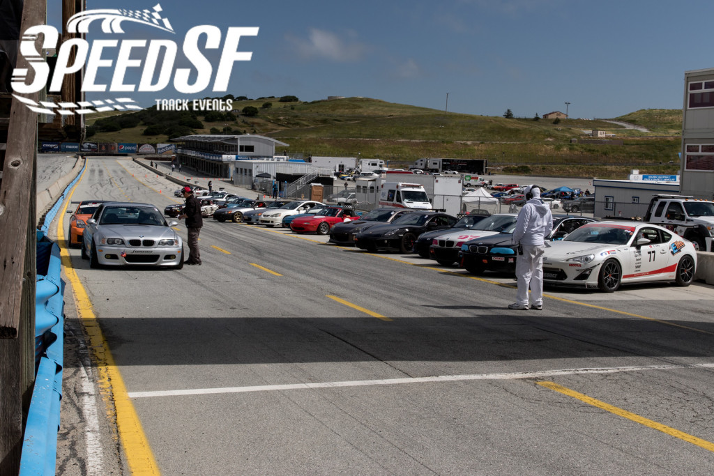 Sunday's Speed SF Challenge grid was full of a diverse group of fast drivers and cars