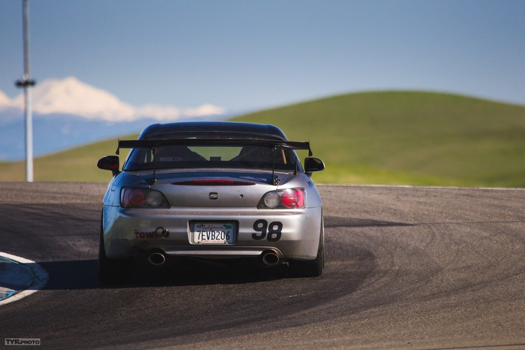 Testing the Federal 595RS-RR tires at Thundehill's 3-mile track with Speed SF