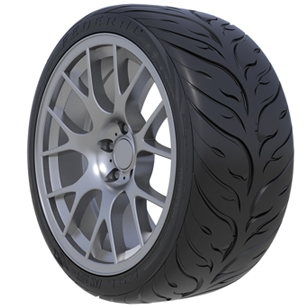 Federal's 595RS-RR sports a unique tread design